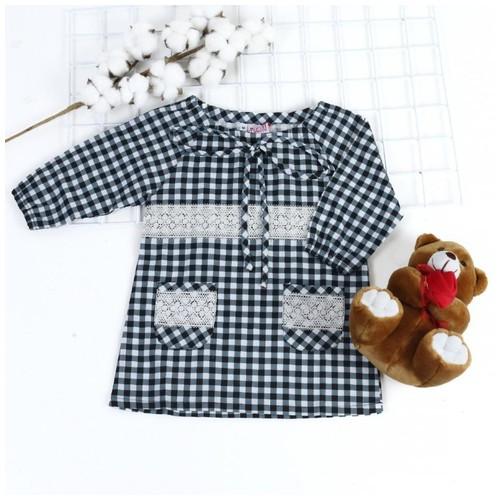 Namuslimah Kecil - Tunik Anak Size M/Usia 1-2 tahun