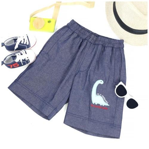 Size 4 (3-4 tahun)/Celana pendek DINO