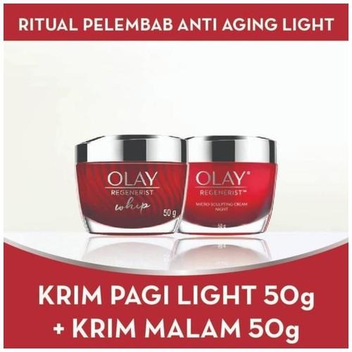 Olay Ritual Anti Aging Light - LEBIH HEMAT