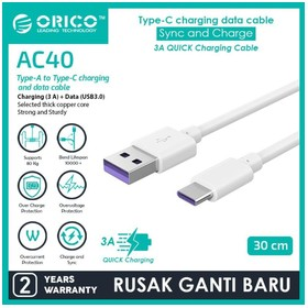 ORICO Type-C Quick Charge D
