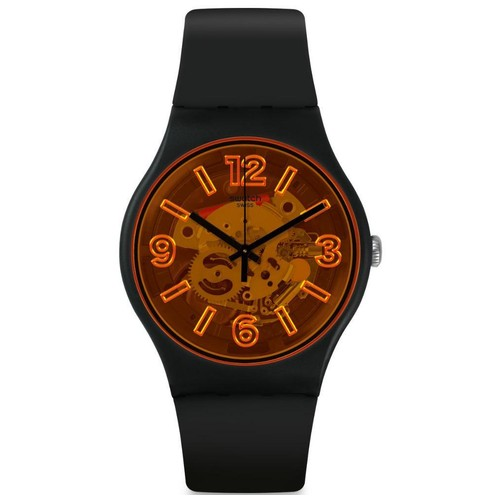 Swatch SUOB164 Orangeboost - Black