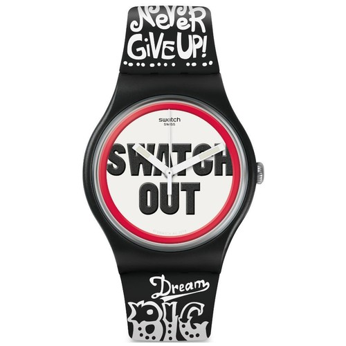 Swatch SUOB160 Swatch Out - Black