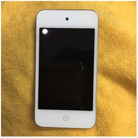 Apple iPod Gen 2 8GB White