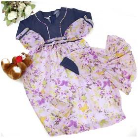 Size 4 (4 tahun) Gamis Anak