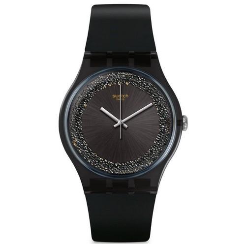 Swatch SUOB156 Darksparkles - Black
