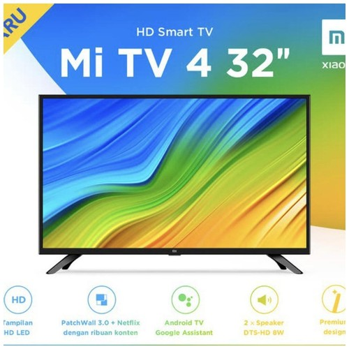"Xiaomi Mi TV 4 32"" LED Android Smart TV"