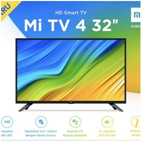 "Xiaomi Mi TV 4 32"" LED Andr"