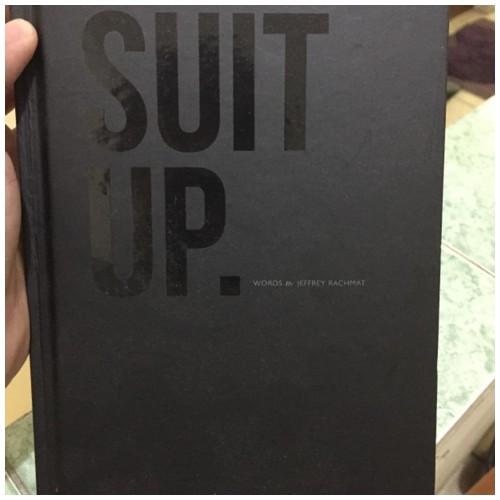 Buku Suit Up By Ps. Jeffrey Rachmat