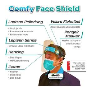 Face Shield KaryaOne Comfy