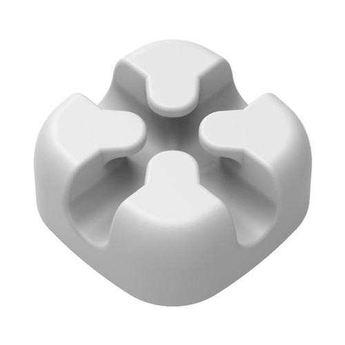 ORICO Desktop Cable Management Cross-shaped Silicone Cable Clip - CBSX