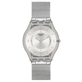 Swatch SFM118M Metal Knit -