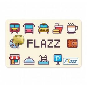 Kartu Flazz Reguler Kartun