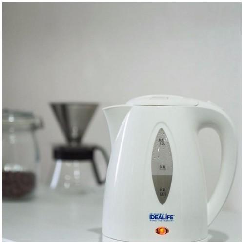 IDEALIFE - Electric Kettle - Teko Listrik 1.2Litre - IL-111s