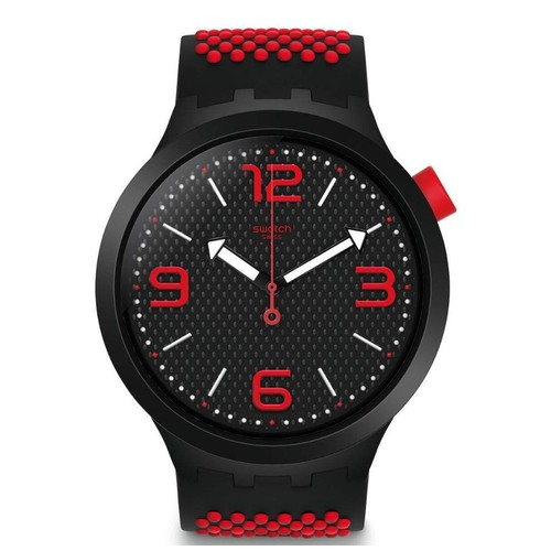 Swatch SO27B102 BBBLOOD - Red