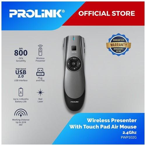 Prolink Wireless Presenter PWP102G