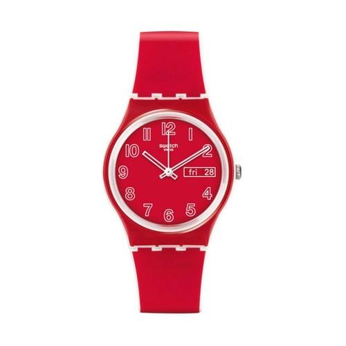 Swatch GW705 Poppy Field - Red