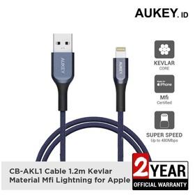 Aukey Cable CB-AKL1 MFI USB