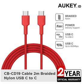 Aukey Cable CB-CD19 Braided