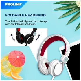 Headset Stereo Corded Proli