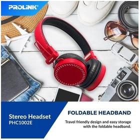 Corded Stereo Headset PROLI