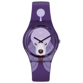 Swatch GV133 Purple Poodle