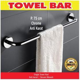 Gantungan handuk towel bar