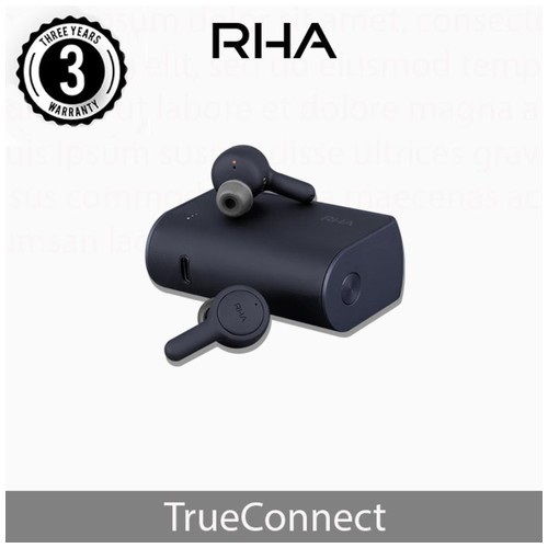 RHA Trueconnect - Navy Blue