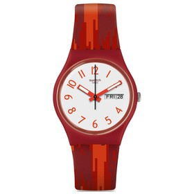 Swatch GR711 Red Flame - Re