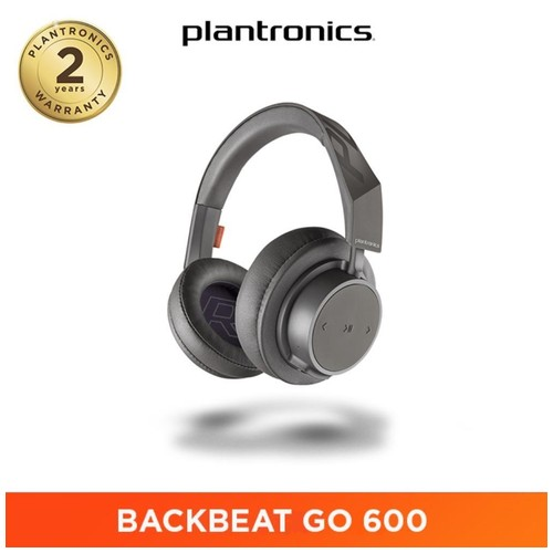 Plantronics BackBeat Go 600 series - Grey