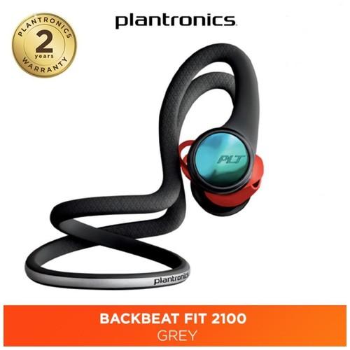 Plantronics Backbeat Fit 2100 - Black