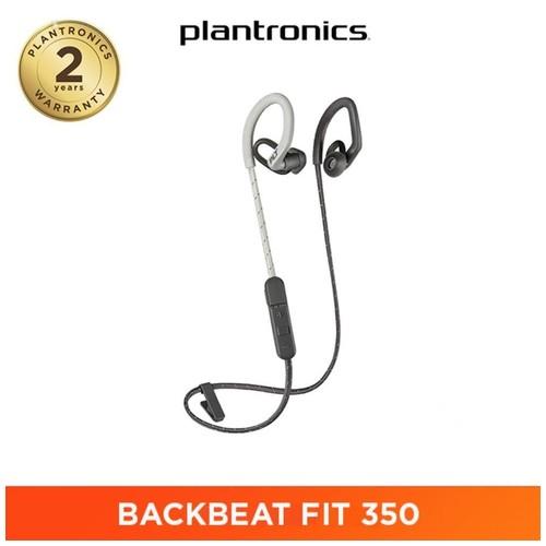 Plantronics Backbeat Fit 350 - Grey Bone
