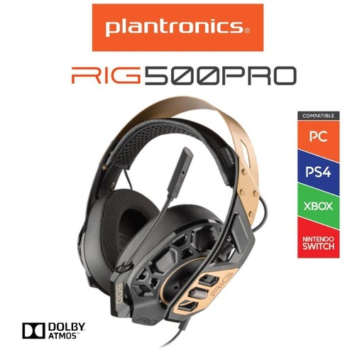 Plantronics RIG 500 PRO Gaming Headset for PC