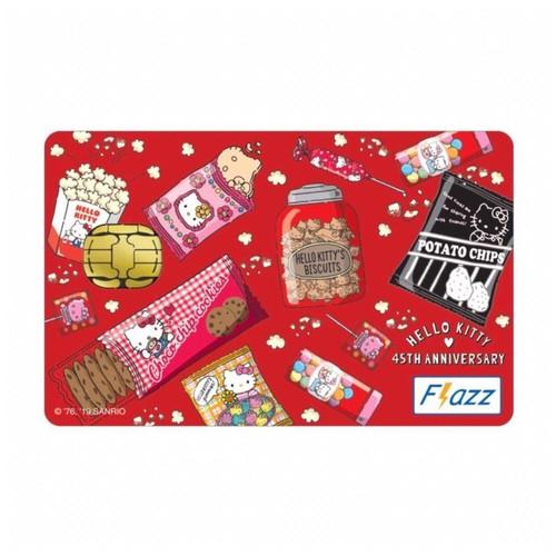 Kartu Flazz Limited Edition Hello Kitty Merah