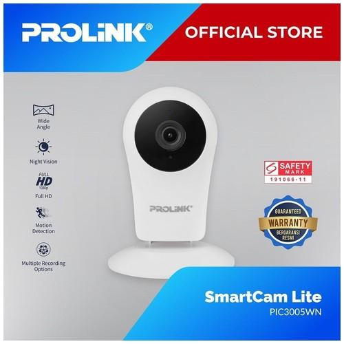 NEW PROLiNK® PIC3005WN Full HD 1080P Smart Wi-Fi IP Camera