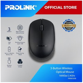 NEW Mouse Wireless PMW5008