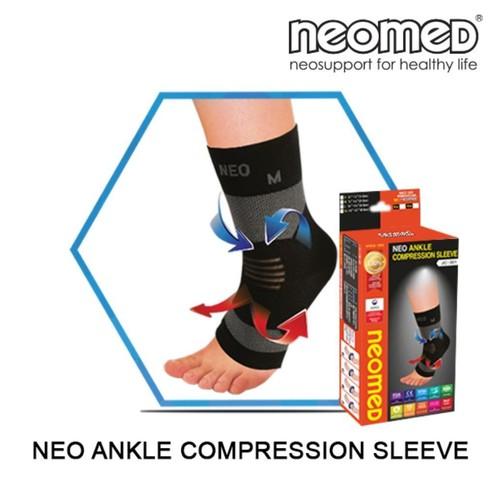 Neomed Ankle Compression Sleeve JC-301