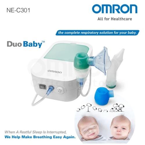 OMRON Compressor DUOBaby NE-C301