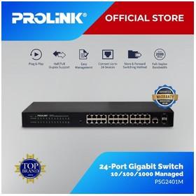 Switch 24 Port PROLINK PSG2