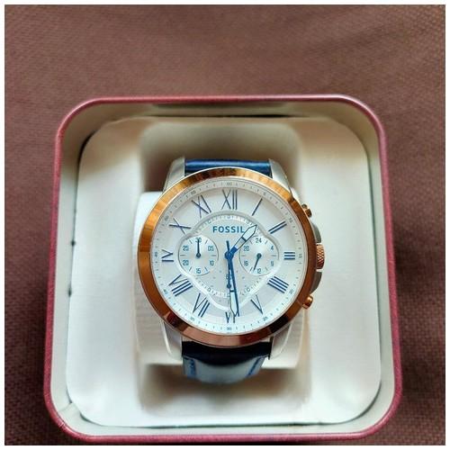Jam Tangan Fossil FS4930 Chronograph