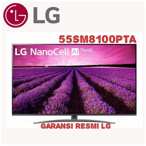 55SM8100PTA LG NANOCELL TV 4K SMART TV LED TV 55INCH 55SM8100PTA