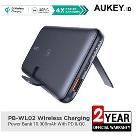 Aukey Powerbank PB-WL02 Wir
