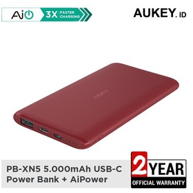 Aukey Powerbank PB-XN5 5000