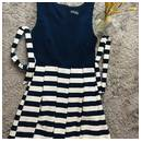 Newly Dress - Navy