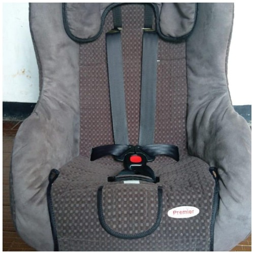 Safe n Sound Baby Car Seat - Grey