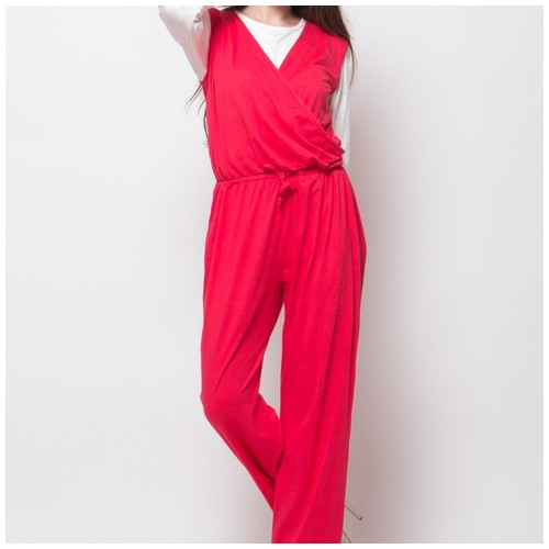 Namuslimah Kecil -Jumpsuit Size L - Merah