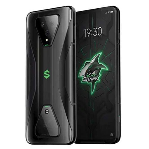 Xiaomi Black Shark 3 (RAM 8GB/128GB) - Black