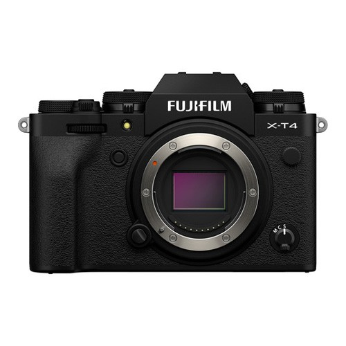 FUJIFILM X-T4 Mirrorless Digital Camera Body Only - Black