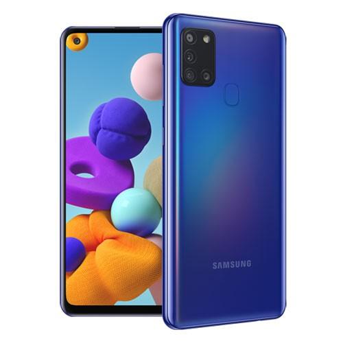 Samsung Galaxy A21s (RAM 3GB/32GB) - Blue