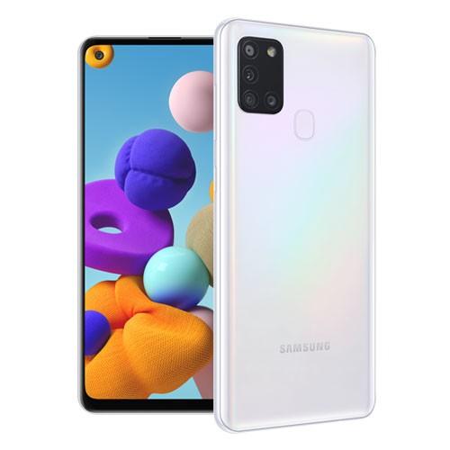 Samsung Galaxy A21s (RAM 6GB/64GB) - White