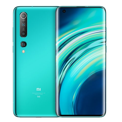 Xiaomi Mi 10 (RAM 8GB/256GB) - Coral Green